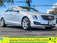 Used 2016 CADILLAC ATS 2.0L Turbo Luxury Collection in Kahului