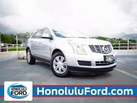 Used 2016 CADILLAC SRX Luxury Collection in Kahului