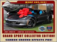 2017 Chevrolet Corvette Grand Sport Collector Edition 3LT - MSRP $89,995!