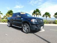 Used 2007 Ford F-150 SuperCrew in Kahului
