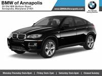 2014 BMW X6 xDrive35i xDrive35i Sports Activity Coupe All-wheel Drive