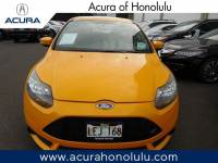 Used 2013 Ford Focus ST Base in Kahului