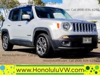 Used 2016 Jeep Renegade Limited FWD in Kahului