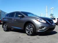 2015 Nissan Murano PLATINUM FWD Platinum