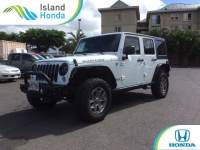 Used 2015 Jeep Wrangler Unlimited Rubicon 4x4 in Kahului