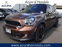 Used 2013 MINI Paceman Cooper S Paceman in Kahului