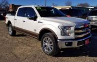 2015 Ford F-150 4x4 King Ranch 4dr SuperCrew 5.5 ft. SB