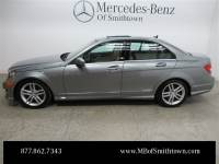 Certified Pre-Owned 2012 Mercedes-Benz C 300 Sport AWD 4MATIC®