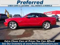 2011 Ford Mustang GT 2dr Convertible