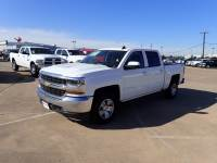 Used 2017 Chevrolet Silverado 1500 LT Truck Crew Cab For Sale in Fort Worth TX