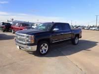 Used 2015 Chevrolet Silverado 1500 LTZ Truck Crew Cab For Sale in Fort Worth TX