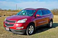 Used 2010 Chevrolet Traverse 2LT SUV For Sale in Commerce TX