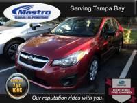 2014 Subaru Impreza in Tampa