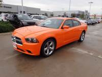 Certified Used 2014 Dodge Charger R/T Sedan in Fort Worth, TX
