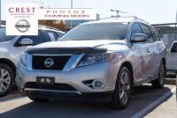 Certified 2014 Nissan Pathfinder Platinum SUV For Sale in Frisco TX