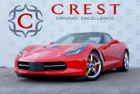Pre-Owned 2015 Chevrolet Corvette Stingray 3LT Coupe For Sale in Frisco TX