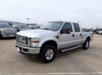 Used 2010 Ford F-250 Truck Crew Cab For Sale in Fort Worth TX