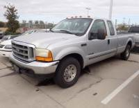 Used 2000 Ford F-250 Truck Super Cab For Sale in Fort Worth TX
