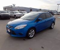 Used 2013 Ford Focus SE Sedan For Sale in Fort Worth TX