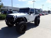 Used 2013 Jeep Wrangler Sport SUV For Sale in Fort Worth TX