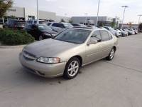 Used 2001 Nissan Altima Sedan For Sale in Fort Worth TX