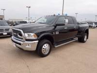 Used 2017 Ram 3500 Laramie Longhorn Truck Mega Cab For Sale in Fort Worth TX