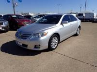 Used 2010 Toyota Camry Sedan For Sale in Fort Worth TX