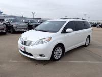 Used 2012 Toyota Sienna Van For Sale in Fort Worth TX
