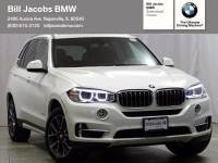 Certified Pre-Owned 2017 BMW X5 xDrive35i AWD