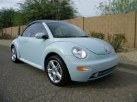 2005 Volkswagen New Beetle GLS 1.8L Convertible