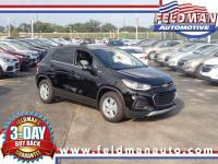 2017 Chevrolet Trax LT 4dr Crossover w/1LT