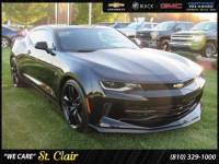 Certified Pre-Owned 2017 Chevrolet Camaro LS Car For Sale Saint Clair, Michigan