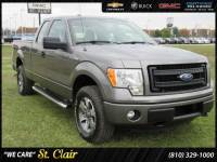 Used 2013 Ford F-150 STX Standard Bed For Sale St. Clair , Michigan