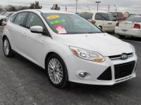 Used 2012 Ford Focus SEL Hatchback For Sale St. Clair , Michigan