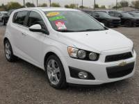 Used 2014 Chevrolet Sonic LTZ Hatchback For Sale St. Clair , Michigan