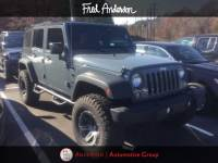 Pre-Owned 2014 Jeep Wrangler Unlimited Unlimited Sport SUV For Sale   Raleigh NC