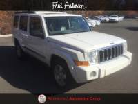 Pre-Owned 2008 Jeep Commander Sport SUV For Sale | Raleigh NC