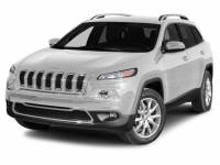 Used 2014 Jeep Cherokee Limited 4x4 SUV in Rochester, NY