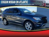 Pre-Owned 2013 Mercedes-Benz M-Class ML 350 BlueTEC 4MATIC SUV in Jacksonville FL