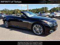 Certified 2014 INFINITI Q60 Convertible in Jacksonville FL