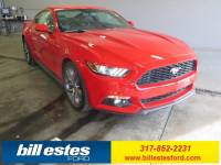 New 2017 Ford Mustang EcoBoost Premium RWD 2D Coupe