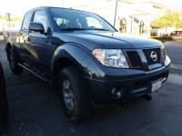2012 Nissan Frontier PRO 4X Extended Cab 4x4 w/ Lift Kit!