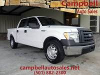 2010 Ford F-150 4x2 XL 4dr SuperCrew Styleside 5.5 ft. SB