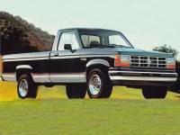 1992 Ford Ranger Truck Regular Cab
