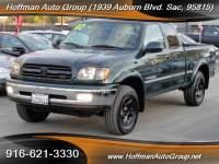 2002 Toyota Tundra 4dr Access Cab Limited 2WD SB V8