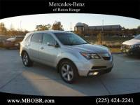 Pre-Owned 2013 Acura MDX 3.7L AWD