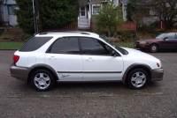 2002 Subaru Impreza AWD Outback Sport 4dr Wagon