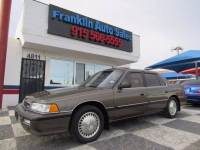 1989 Acura Legend L 4dr Sedan
