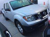 Certified Used 2015 Nissan Frontier S Truck Crew Cab in San Leandro, CA