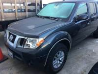 Certified Used 2015 Nissan Frontier SV Truck Crew Cab in San Leandro, CA